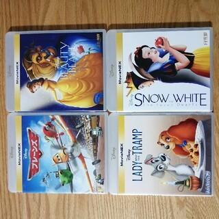 ディズニー(Disney)のディズニー DVD 4点セット 国内正規品 未再生 タイトル変更自由(キッズ/ファミリー)