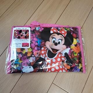 ディズニー正規品  ミニーマウス  レジャーシート