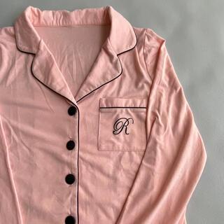 Ravijour - ravijour ラヴィジュール ルームウェア パジャマ 部屋着 ピンク 古着