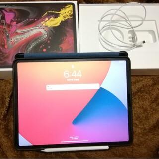 Apple - iPad Pro  12.9 WI-FI 512GB 2018 ペン・カバー他付