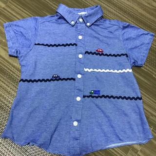familiar - ファミリア シャツ 美品