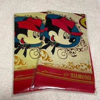 ディズニー(Disney)のディズニーリゾート ショーレストラン ミキカン バンダナ 2枚(キャラクターグッズ)