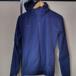 マムート(Mammut)のAFD1288様専用、マムート、ジャケット、ネイビー色(登山用品)