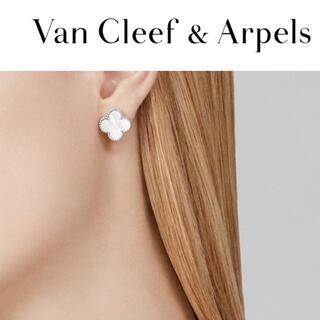 Van Cleef & Arpels - ねこ様専用 ヴァンクリ ヴィンテージアルハンブラ ピアス