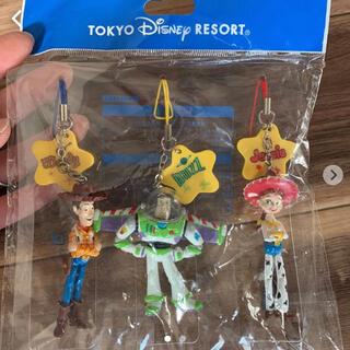 ディズニー(Disney)のトイストーリー キーホルダー ディズニーランド(キャラクターグッズ)