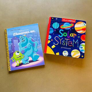 ディズニー(Disney)のひかり様専用出品 2冊セット(絵本/児童書)
