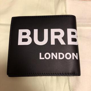 バーバリー(BURBERRY)の【正規品・新品未使用】BURBERRY バーバリー 二つ折り財布(折り財布)