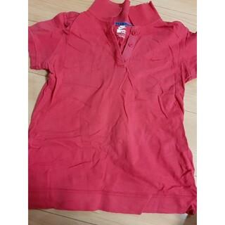 NIKE - ナイキ ピンクのポロシャツ