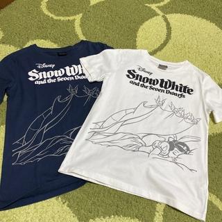 ディズニー(Disney)のディズニー 白雪姫 Tシャツ 2枚セット(Tシャツ(半袖/袖なし))