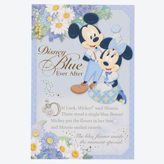 ディズニー(Disney)のディズニー❤︎Blue Ever After ポストカード(写真/ポストカード)