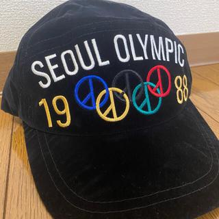 PEACEMINUSONE ソウルオリンピックキャップ(キャップ)