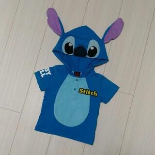 ディズニー(Disney)のスティッチ トップス(Tシャツ)