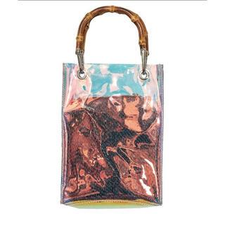 Ameri VINTAGE - MEDI AURORA CLEAR BAG