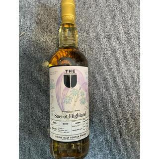 シークレットハイランド2000 ウイスキー(ウイスキー)
