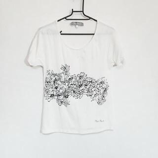 マックスマーラ(Max Mara)のマックスマーラ サイズL レディース -(カットソー(半袖/袖なし))