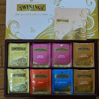 TRQ-20N トワイニング紅茶(クオリティコレクション)セット 新品 ギフト品(茶)