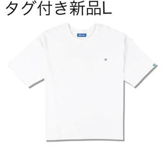 新品 ARENA × WIND AND SEA  半袖Tシャツ ホワイト L