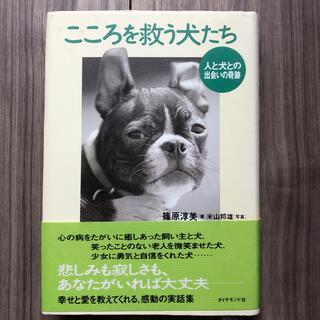 ダイヤモンドシャ(ダイヤモンド社)のこころを救う犬たち 人と犬との出会いの奇跡(住まい/暮らし/子育て)