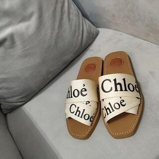 Chloe - クロエ Chloe  サンダル スリッパ