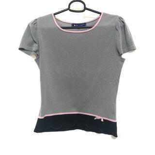 エムズグレイシー(M'S GRACY)のエムズグレイシー サイズ40 M レディース -(Tシャツ(半袖/袖なし))
