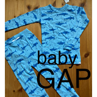 ベビーギャップ(babyGAP)のGAP サメ柄 パジャマ(パジャマ)
