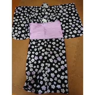 シマムラ(しまむら)のしまむら 浴衣120 帯つき(甚平/浴衣)