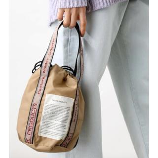 シアタープロダクツ(THEATRE PRODUCTS)のシアタープロダクツ フリークスストア 巾着バックSサイズ(ハンドバッグ)