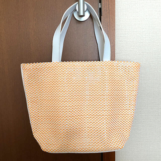 ボンポワン(Bonpoint)の新品 𖦊 ボンポワン トートバッグ 習い事バッグ(トートバッグ)