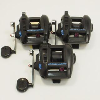 リョービ(RYOBI)のリョービ スーパーチヌキャッチャー 3台セット RYOBI(リール)