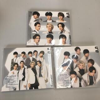Snow Man D.D. 初回限定盤 3枚セット(ポップス/ロック(邦楽))