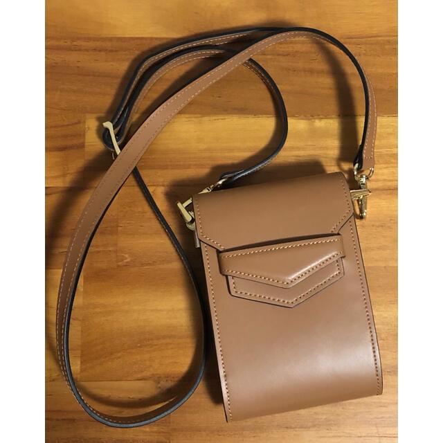 Noble(ノーブル)の【MILOS】 ミニワンショルダーバッグ レディースのバッグ(ショルダーバッグ)の商品写真