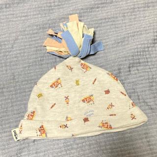 ジェラートピケ(gelato pique)の帽子 ベビー(帽子)