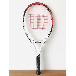 ウィルソン(wilson)の希少/ウィルソン『プロスタッフ25/PRO STAFF』ジュニア用テニスラケット(ラケット)