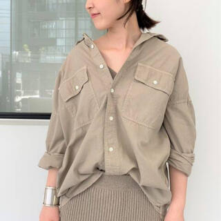 L'Appartement DEUXIEME CLASSE -  【REMI RELIEF/レミレリーフ Chambray シャツ