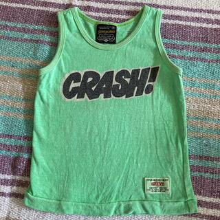 グルービーカラーズ(Groovy Colors)のcrash タンクトップ(タンクトップ/キャミソール)