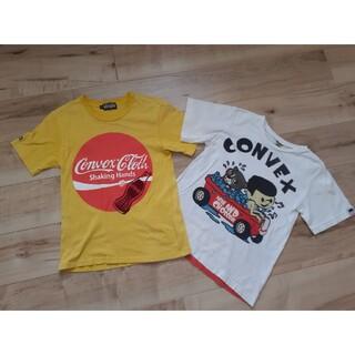 コンベックス(CONVEX)のCONVEXコンベックスTシャツ2点セット 140cm(Tシャツ/カットソー)