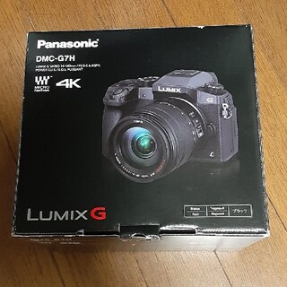 Panasonic - 新古品 ボディ G7 パナソニック ミラーレス一眼カメラ ルミックス