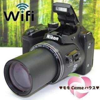 ショップニコニコ(Shop NikoNiko)のニコン クールピクス B500☆WiFi搭載スーパーコンデジ☆1628(コンパクトデジタルカメラ)
