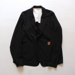 サンシー(SUNSEA)のSUNSEA SNM-Blue jacket black 2 19ss 新品(テーラードジャケット)