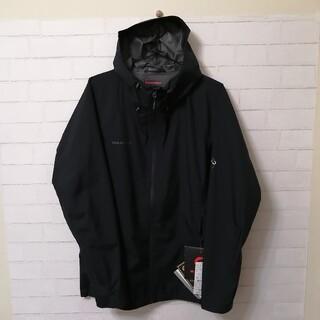 マムート(Mammut)の【新古・訳あり】MAMMUT Convey HS Hooded XL 黒(登山用品)