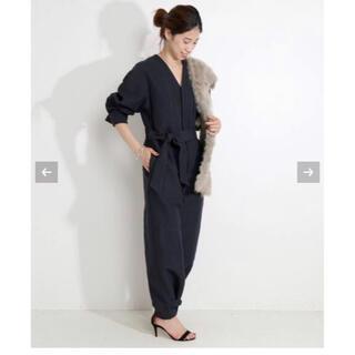 DEUXIEME CLASSE - VERMEIL par iena gentleワークカットジャンプスーツ