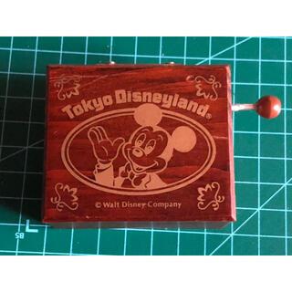 ディズニー(Disney)の東京ディズニーランド オルゴール ミッキーマウスマーチ(オルゴール)