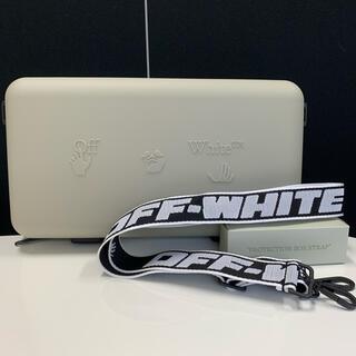 オフホワイト(OFF-WHITE)の値下!Off White × AMORE PACIFIC プロテクションボックス(ショルダーバッグ)