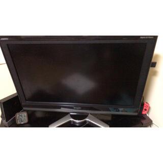 アクオス(AQUOS)のアクオス 32型 目立つ傷なし(テレビ)