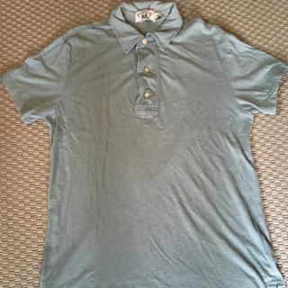 ダブルアールエル(RRL)のGEさん専用 RRL ポロシャツ エメラルドグリーン(ポロシャツ)