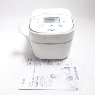 ゾウジルシ(象印)の象印 炊飯器TACOOK JBU-A550-W(炊飯器)