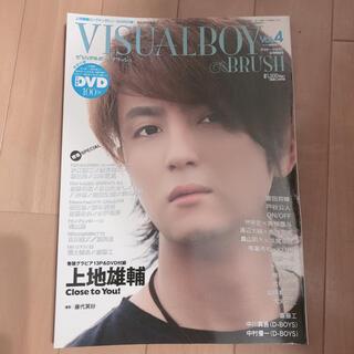 ビジュアルボーイ・ブラッシュ Vol.4 (DVD付) (アート/エンタメ/ホビー)