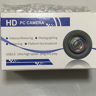 最安値 テレワーク/リモート PCカメラコンパクト高画質マイク内蔵webカメラ(PC周辺機器)