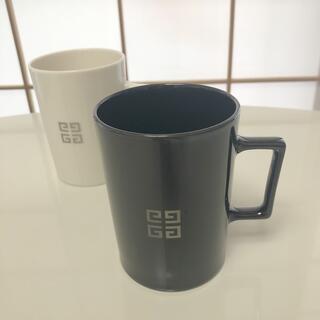 ジバンシィ(GIVENCHY)のGIVENCHYペアカップ(グラス/カップ)