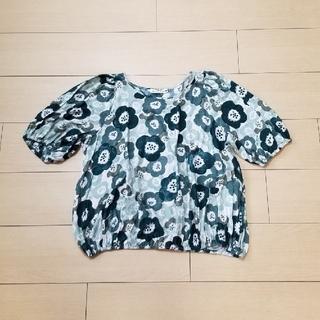 ミナペルホネン(mina perhonen)のミナペルホネン トップス millefiori 36(Tシャツ(半袖/袖なし))